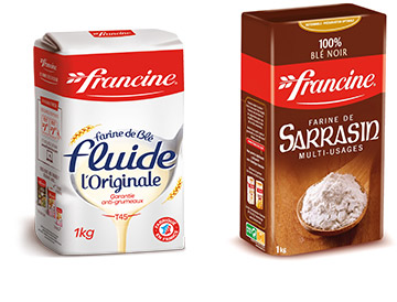 Francine packaging